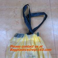 Wholesale Plastic Colored, Drawstring, Trash, garbage bag, Refuse Sack from china suppliers
