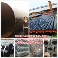 Buy cheap Double submerged arc  welded steel pipe from wholesalers