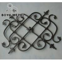 Wholesale Ornamental Forged Iron Scroll from china suppliers