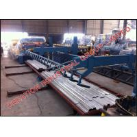 Wholesale Full Automatic Floor Deck Sheet Metal Roll Forming Machines Thickness 0.8-1.2mm from china suppliers