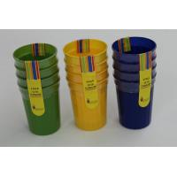 Wholesale 4PK 12OZ Polycarbonate Plastic Tumbler Cups With Custom Color from china suppliers