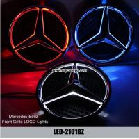 Wholesale Mercedes-Benz R class W251 Front Grille logo LED Light benz logo lights up from china suppliers