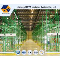 Wholesale Warehouse Industrial Storage, Q235B Pallet Storage Shelves For Handling Equipment from china suppliers