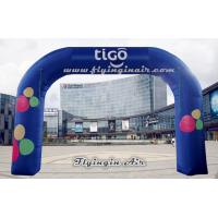 Wholesale Cheap Full Printing Advertising Inflatable Arch for Shop and Events from china suppliers