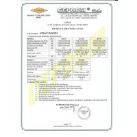 Guangzhou Baoyue Electromechanical Equipment Co.ltd Certifications