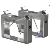 Wholesale Biometrics turnstyle gates , tripod Half Height Turnstiles Access Control System from china suppliers
