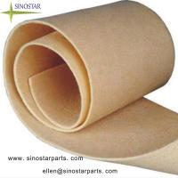 Wholesale Triple layer BOM paper making felt from china suppliers