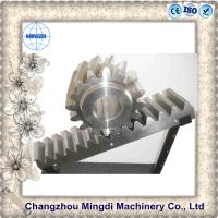 Wholesale 5-7 Class Precision Grade Rack And Pinion Gears With 1-12m Module from china suppliers