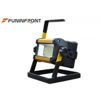 Quality 50W 36 Lamps LED Portable Spotlight Rechargeable Outdoor Camp Emergency Lantern for sale