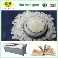Wholesale First Grade White Pellets Hot Melt Adhesive For Bookbinding / Offset Printing Paper from china suppliers