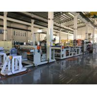 Buy cheap PP, PS Sheet Extruder Machine, PP, PS Sheet Production Line, ISO 9001 from wholesalers