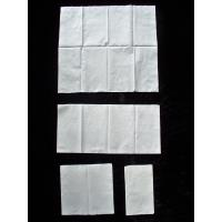Wholesale Zero Bleaching White 1 Ply 17gsm Paper Napkins Customised Package from china suppliers
