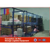 Wholesale Customized Steel Warehouse Stacking Systems W1120*D1120*H1170mm from china suppliers