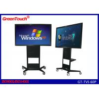 Wholesale TFT LED Panel 60 Inch All In One Touchscreen Computer With HDMI / VGA / AV Input Function from china suppliers