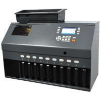 China KOBOTECH LINCE-91C 10 Channels Value Coin Sorter Counter counting sorting machine(ECB 100%) for sale