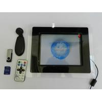 Wholesale 8 Inch Acrylic High Resolution LCD Digital Photo Frame With Video Loop Play from china suppliers