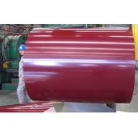 Wholesale Custom Printed Ppgi Prepainted Galvanized Steel Coils For Vehicles / Ships from china suppliers