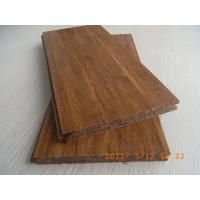 Wholesale Carbonized Strand Woven Bamboo Flooring, T&G from china suppliers