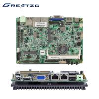 Wholesale 3.5 inch Intel ATOM Dual LAN Motherboard Dual Core With 6 COM LVDS SATA from china suppliers