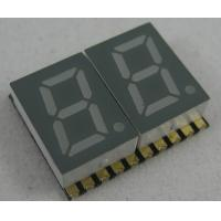Wholesale 0.39 Inch Dual Digit White SMD led number display common cathode and anode from china suppliers