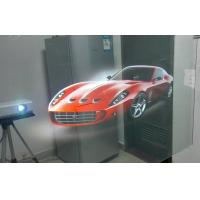 Wholesale Self Adhesive Transparent Holographic Screen Film For Shop Window from china suppliers