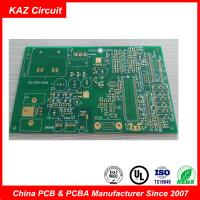 Quality 4 Layers Industrial PCB For Photobooth Double Sided FR-4 ENIG Immersion Gold for sale