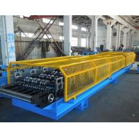 Wholesale 1.25M Width Trapezoid Roof Panel Roll Forming Machine For Commercial Metal Buildings from china suppliers