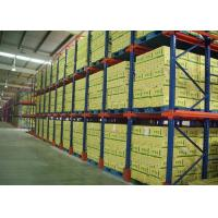 Wholesale Logistics Center Industrial Steel Drive In Pallet Racking System For Warehouse  from china suppliers