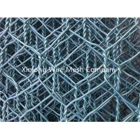 Wholesale Professional Chain Link Panels , Diamond Chain Link Mesh Fence 1~5m Height from china suppliers
