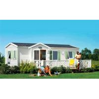 Wholesale Prefab Mobile Homes With Laminate Floor / Colorbond Roofing / PVC Wall Cladding from china suppliers