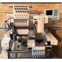 Buy cheap Electronic Tee Shirt Embroidery Machine High Precision With Liquid Crystal from wholesalers