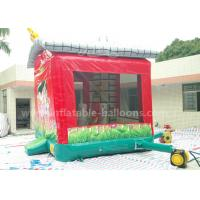 Wholesale Little Red Barn Inflatable bounce houseFor Outdoor Amusement Park 21 x 17 x 18′ from china suppliers