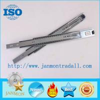 Wholesale Metal drawer guides,Sliding drawer guides,Furniture sliding guides,Ball bearing drawer guides,2 fold guides,3 fold guide from china suppliers