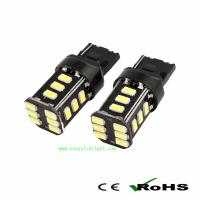 Buy cheap AUTO DC12V Super Bright t20 18smd 5630LED Low Beam Fog Driving Samsung LED Light Bulbs from wholesalers