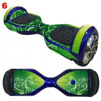 Wholesale 6.5 Inch Hoverboard Scooter Sticker Electric Scooter Parts , Fashion Paper Design from china suppliers