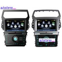 "Wholesale Double DIN 9"" Car Radio with Sat Nav , Ford Car Stereo DVD Player Multimedia Head Unit from china suppliers"