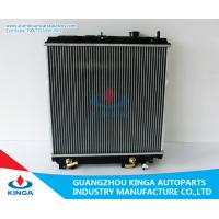 Wholesale Toyota Dany Rzy220 / 230 01 AT Aluminum Radiator Repair Automotive Radiators Performance from china suppliers