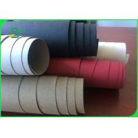 Wholesale Recyclable Washable Kraft Paper Bag Red / Black / Gold For Plant Plot from china suppliers