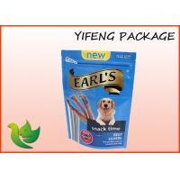 Wholesale Printed Food Grade Pet Food Bags Doypack Cat Food Pouch With Zipper from china suppliers