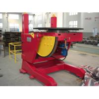 Wholesale 3T Hydraulic Welding Positioner / Welding Turning Table Machinery from china suppliers