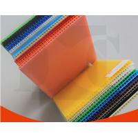 Wholesale Opaque Aging Resistance PP Flute Board Coroplast Sheets For Packing Boxes from china suppliers
