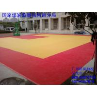 Wholesale Multi Purpose Portable Modular Suspended Interlocking Basketball Court Flooring from china suppliers