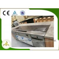 Wholesale Multifunctional Teppanyki Grill Table Stainless Steel Electromagneitc Soup BBQ from china suppliers