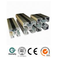 Wholesale aluminum industrial profiles for assembly line profile from china suppliers