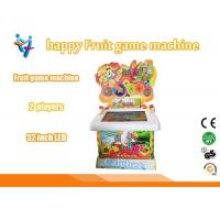 Wholesale Lottery Prize Ticket Redemption Game Machine Fruit Touch Screen L76*W90*H156cm from china suppliers