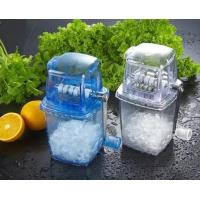 Wholesale Mini home Plastic blue or white Kitchen aid Manual Ice Crushers (100ml) from china suppliers
