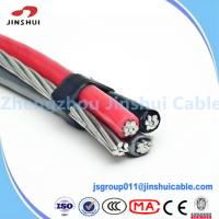 Wholesale Duplex Service Drop ABC Aerial Bundle Cable 33kv ASTM Stanard Custom Size from china suppliers