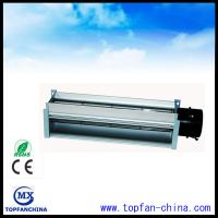 Wholesale 110 Volt AC Cross Flow Fans Air Purifier Fans For Ventilating Elevator 60x200mm from china suppliers