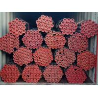 Wholesale ASTM A 53 Grade B  carbon steel ERW pipe for construction from china suppliers