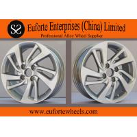Wholesale 15 inch Silver Aluminum Alloy Honda Replica Wheels 4 Hole For Fit from china suppliers